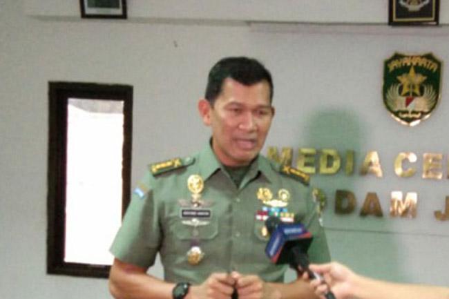 Kapendam Serahkan Kasus Pengeroyokan Kapten Pada Polda Metro Jaya