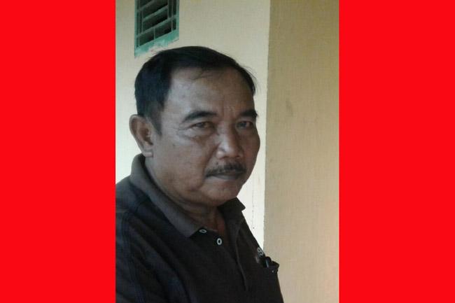 Kepala Kampung Pasar Batang Bingung Saat Ditanya Alokasi Dana Desa