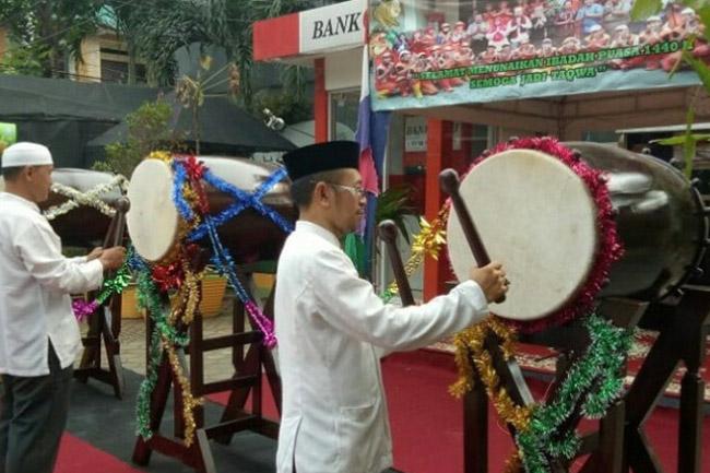 Festival Bedug Tingkat Kelurahan Kampung Rawa Dimenangkan RW 08