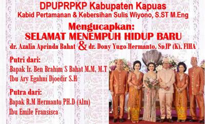 400 x 350 DPUPRPKP Kabid Pertamanan Sulis Wiyono