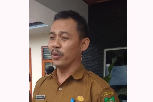 DPUPRPKP Kapuas: Kebersihan Taman Salah Satu Titik Penilaian Adipura